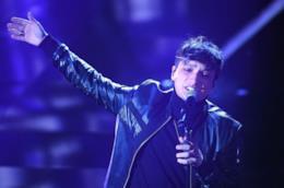 L'esibizione di Ultimo a Sanremo 2018