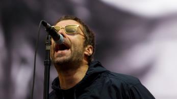 Ilcantante Liam Gallagher