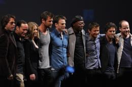 I cast ed il regista di Avengers