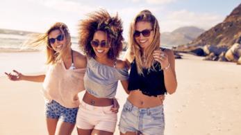 In vacanza con le amiche; dove andare in estate