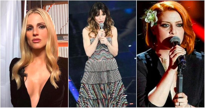 Un collage di onde e balze a Sanremo 2018