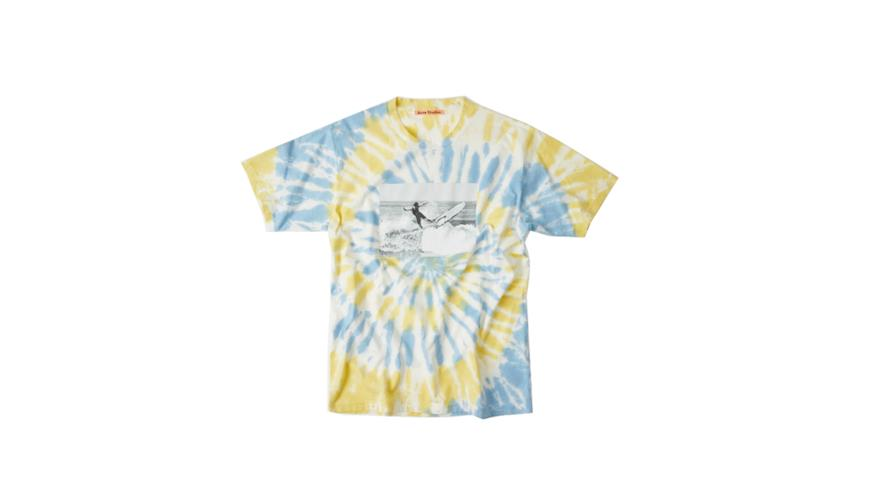 Le t-shirt tie-dye di Acne Studios celebrano Robin Kegel