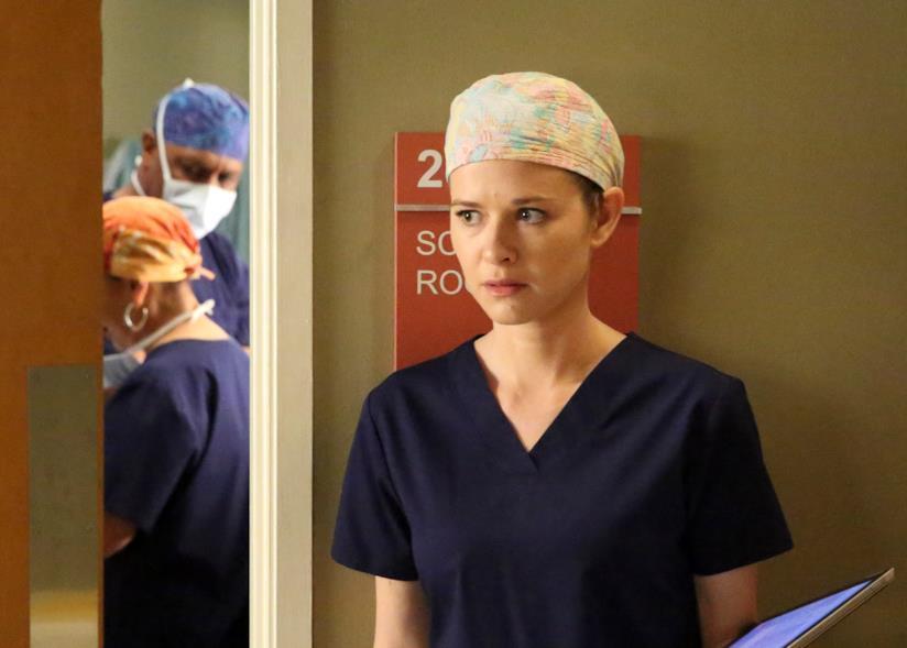 Grey's Anatomy 12, episodio 17: cosa accadrà tra April e Jackson?