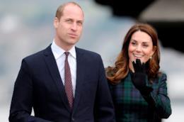 Il Principe William e Kate Middleton