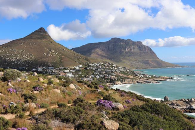 Garden Route in Sudafrica
