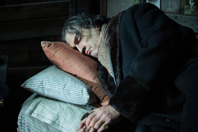 Rupert Everett nei panni di Oscar Wilde