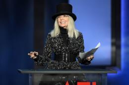 Diane Keaton ad un evento