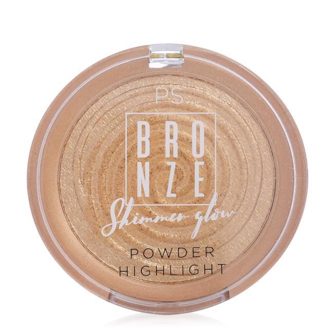 PS… Shimmer GlowHighlighting Powder Primark
