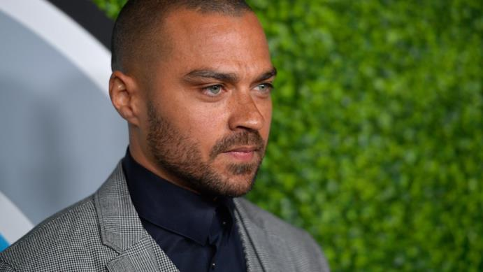 L'attore Jesse Williams