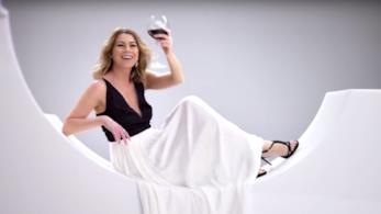 Meredith e il vino