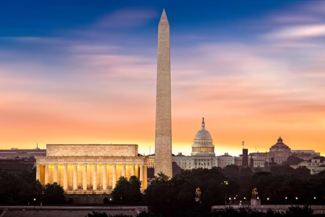 I più importanti monumenti di Washington DC