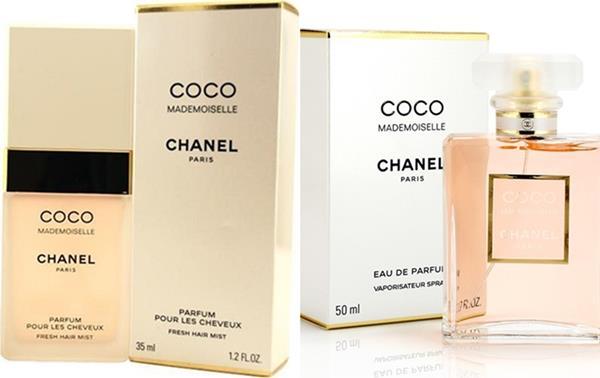 Coco Mademoiselle profumo edizione per capelli e eau de parfum