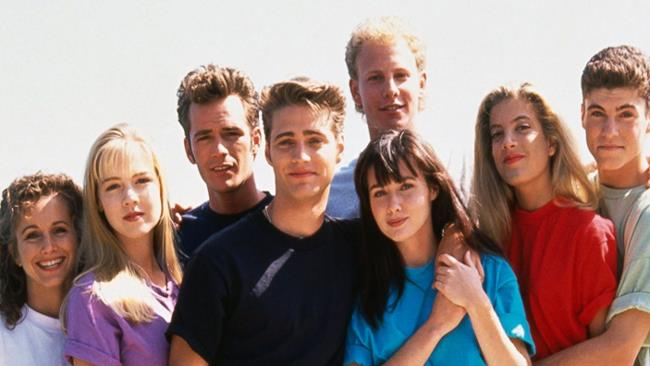Cast di Beverly Hills 90210