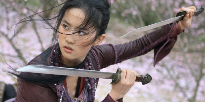 La nuova Mulan Disney è l'attrice Liu Yifei