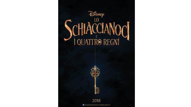 Poster film Lo Schiaccianoci e i Quattro Regni