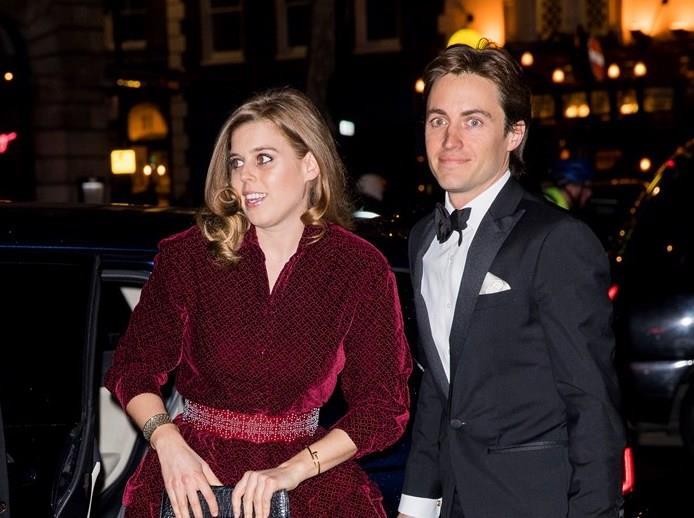 La Principessa Beatrice e il suo fidanzato