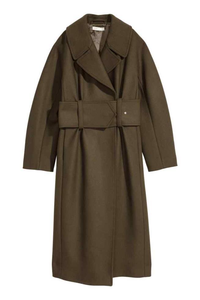 Cappotto H&M per autunno inverno 2017 2018