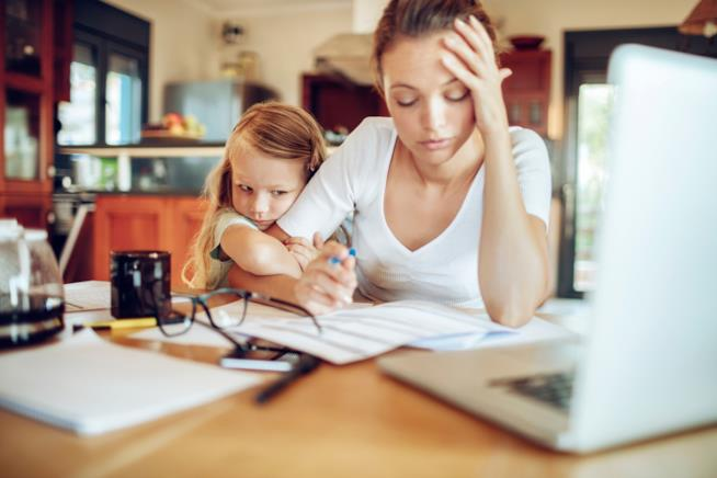 Vita da genitori: imparate a gestire lo stress