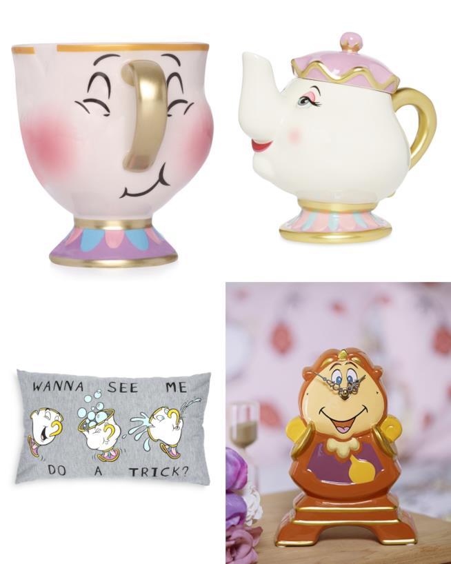 Alcuni articoli della collezione Disney-Primark.