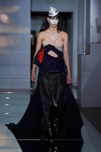 Sfilata MAISON MARGIELA Collezione Alta moda Autunno Inverno 19/20 Parigi - Margiela PO HC RF19 0014