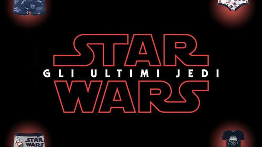 La collezione Yamamay dedicata a Star Wars
