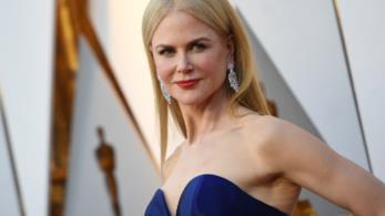 Nicole Kidman sul red carpet degli Oscar 2018