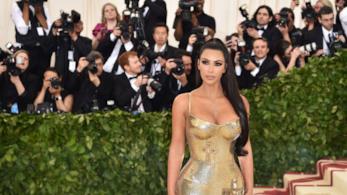 Kim Kardashian al MET Gala 2018