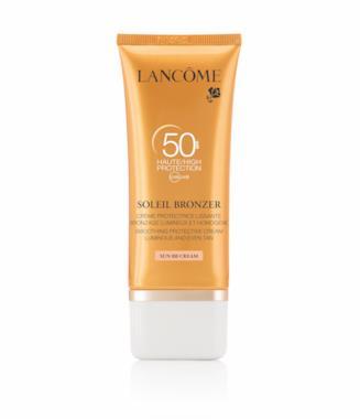 Lancôme Soleil Bronzer Visage Sun BB Cream SPF 50