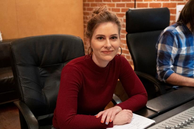 Lisa Hanawalt è la matita che firma la serie animata Netflix Tuca & Bertie