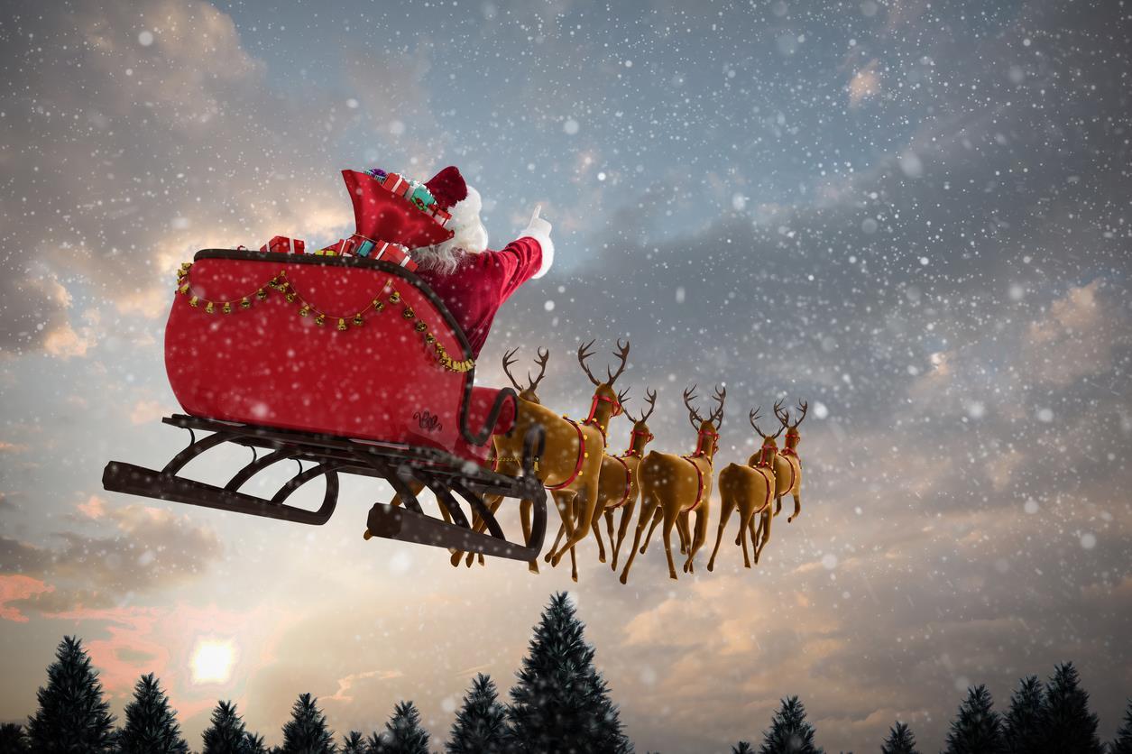 Dove E La Casa Di Babbo Natale.Babbo Natale La Sua Storia Il Suo Villaggio Le Tradizioni