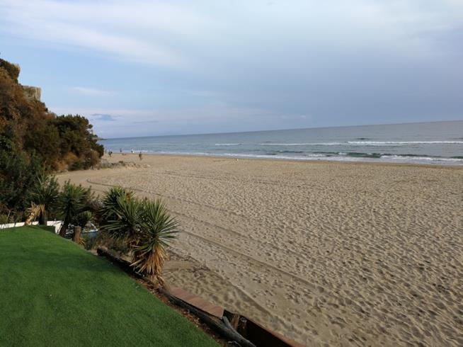 Spiaggia 300 gradini