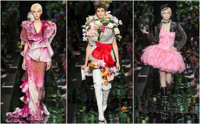 Primavera Estate 2018  la moda è flower boom per i vestiti e accessori f9807ec17c98