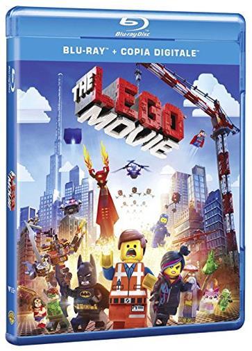 Blu-ray di The LEGO Movie