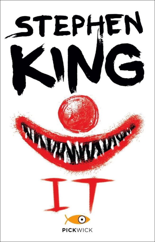 La copertina del libro It