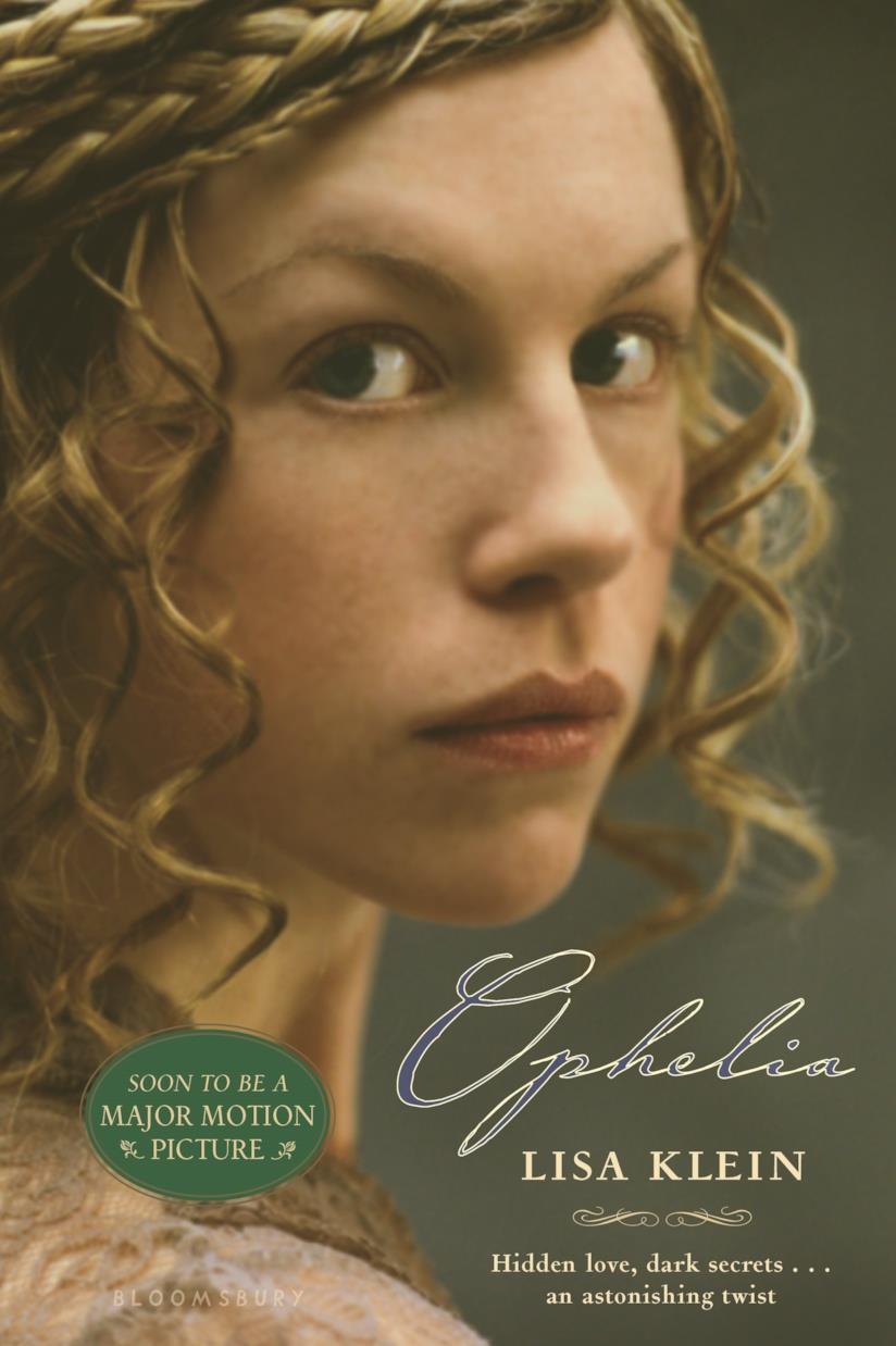 La copertina del libro Ophelia di Lisa Klein