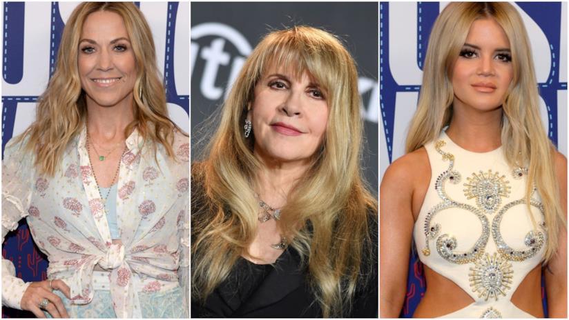 Sheryl Crow, Stevie Nicks e Maren Morris