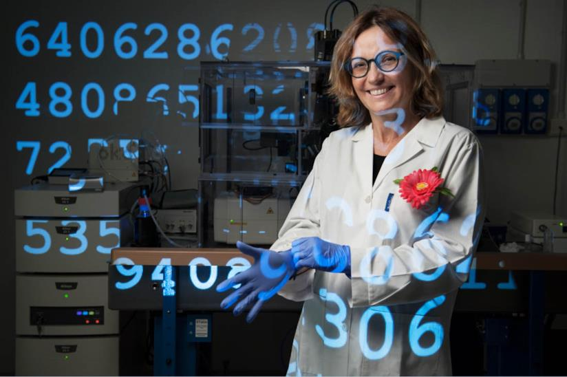 Caterina La Porta, Biologa, docente di Patologia Generale, Group Leader del gruppo di ricerca OncoLa