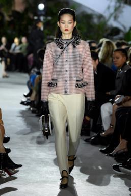 Sfilata LOUIS VUITTON Collezione Donna Primavera Estate 2020 New York - Vuitton Resort PO RS20 0037