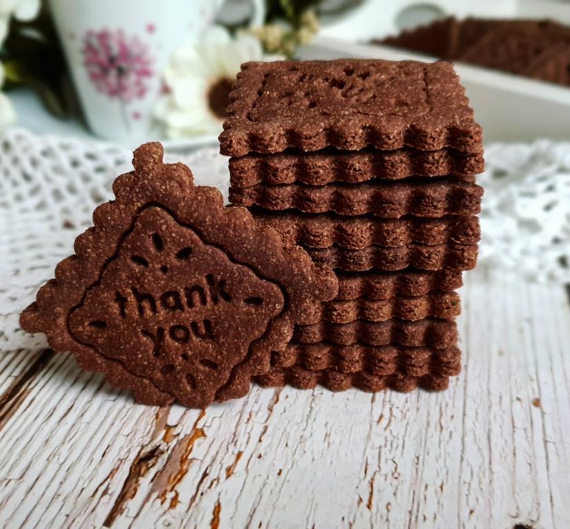 Dolcetti secchi al cacao