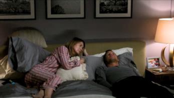 Meredith Grey e Alex Karev nell'episodio 6