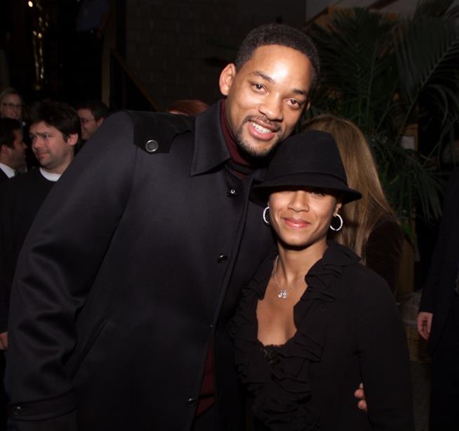 Will Smith e Jada Pinkett, insieme da oltre 20 anni