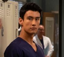 Il Dr. Nico Kim in Grey's Anatomy
