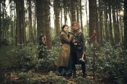 Outlander: la photogallery della stagione 4