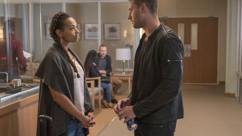 This Is Us: Kevin e Zoe nell'episodio 3x15