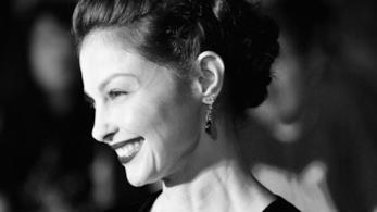 Ashley Judd in primo piano