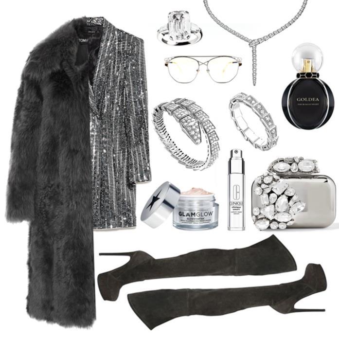 Outfit per Capodanno a Courmayeur