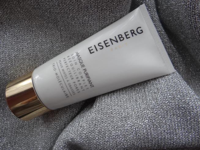 Maschera purificante Eisenberg