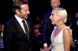 Bradley Cooper e Lady Gaga in primo piano