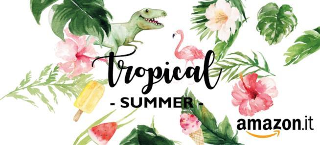 Collezione Amazon Tropical Summer