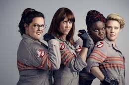 Il cast femminile di Ghostbusters